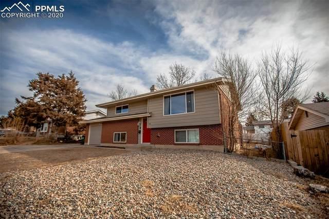 301 Fairmont Street, Colorado Springs, CO 80910 (#1974250) :: Compass Colorado Realty