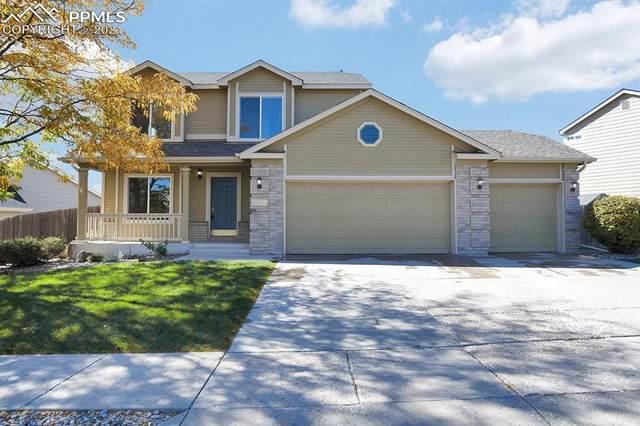 4338 Crow Creek Drive, Colorado Springs, CO 80922 (#1974669) :: CC Signature Group