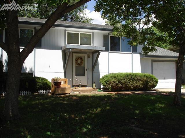 2022 Pepperwood Drive, Colorado Springs, CO 80910 (#1976335) :: The Peak Properties Group