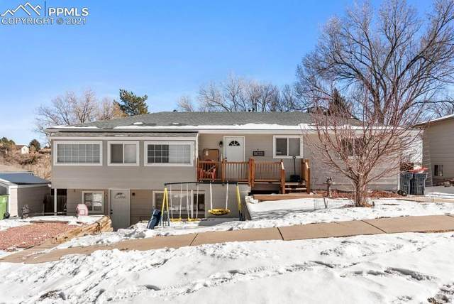 805 Pioneer Lane, Colorado Springs, CO 80904 (#1977201) :: The Treasure Davis Team | eXp Realty