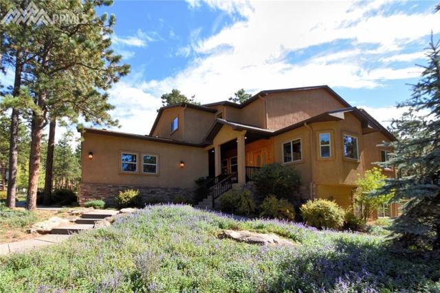 450 Fairfield Lane, Woodland Park, CO 80863 (#1977708) :: 8z Real Estate