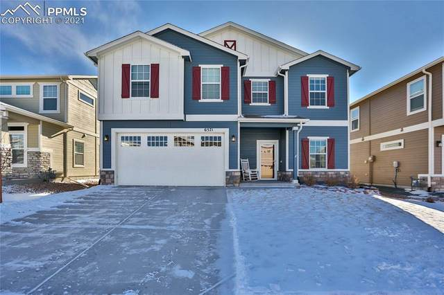 6571 Stonefly Drive, Colorado Springs, CO 80924 (#1981457) :: The Dixon Group