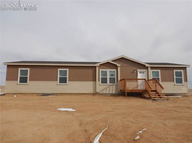 28890 W Hanisch Road, Calhan, CO 80808 (#1983672) :: CC Signature Group