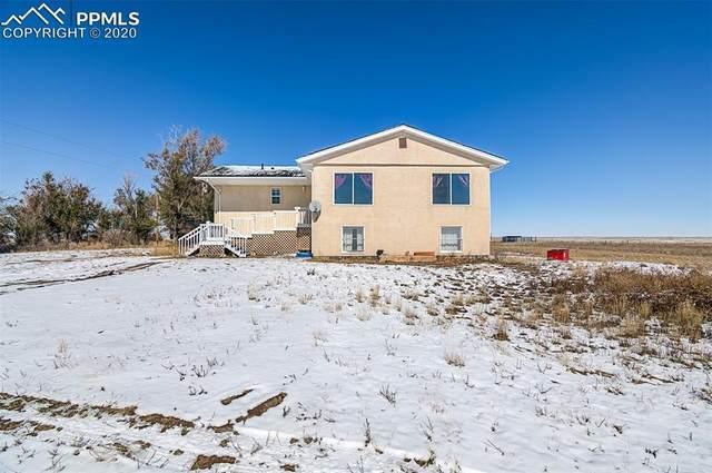41150 Corona Road, Rush, CO 80833 (#1989732) :: 8z Real Estate