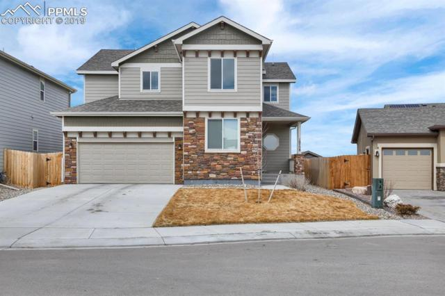 10758 Ridgepole Drive, Colorado Springs, CO 80925 (#1990126) :: The Kibler Group