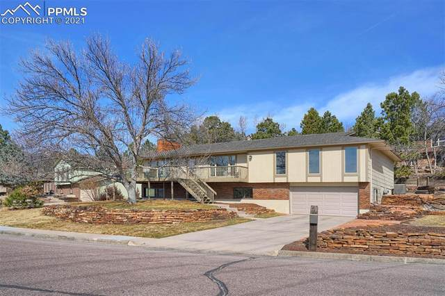 122 Buckeye Drive, Colorado Springs, CO 80919 (#1995705) :: The Gold Medal Team with RE/MAX Properties, Inc