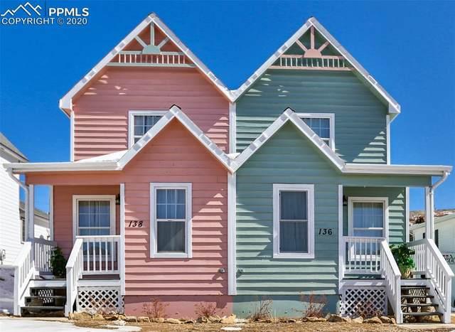 136 Bison Street, Cripple Creek, CO 80813 (#1996037) :: 8z Real Estate