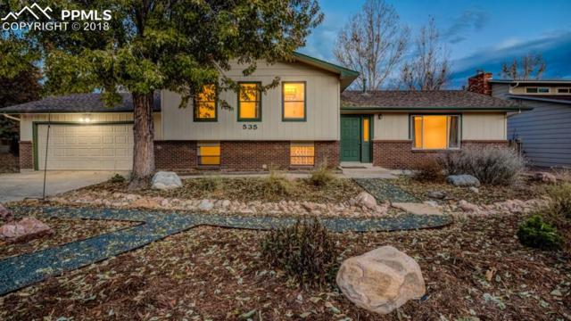 535 Silver Spring Circle, Colorado Springs, CO 80919 (#1996908) :: Fisk Team, RE/MAX Properties, Inc.