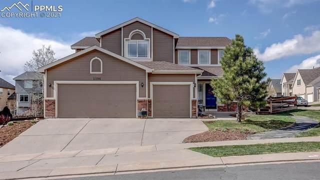 1196 Meadow Oaks Drive, Colorado Springs, CO 80921 (#1998413) :: The Kibler Group