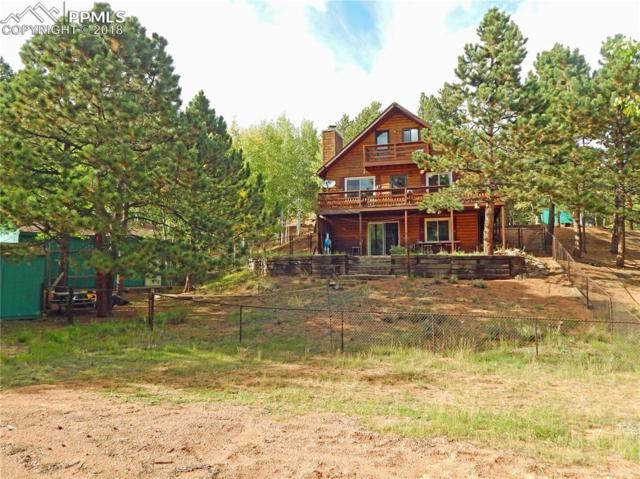889 Ridge Road, Divide, CO 80814 (#1999972) :: The Peak Properties Group