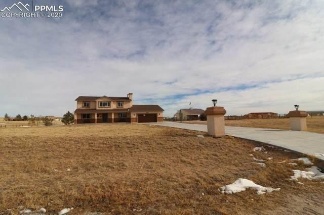 16120 Cathys Loop, Peyton, CO 80831 (#2001558) :: Venterra Real Estate LLC