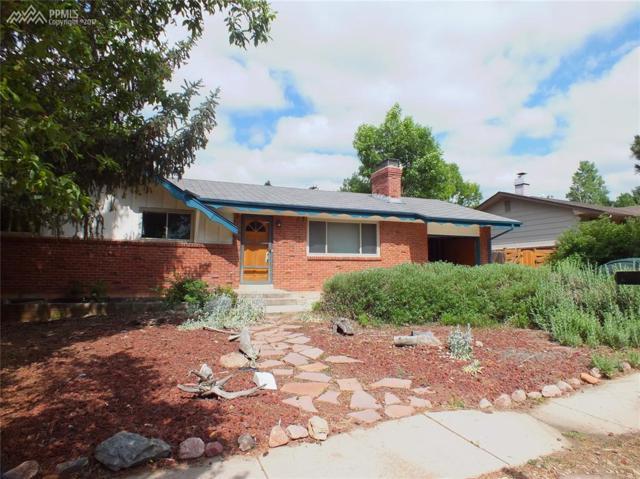 1218 Adams Drive, Colorado Springs, CO 80904 (#2001790) :: Action Team Realty