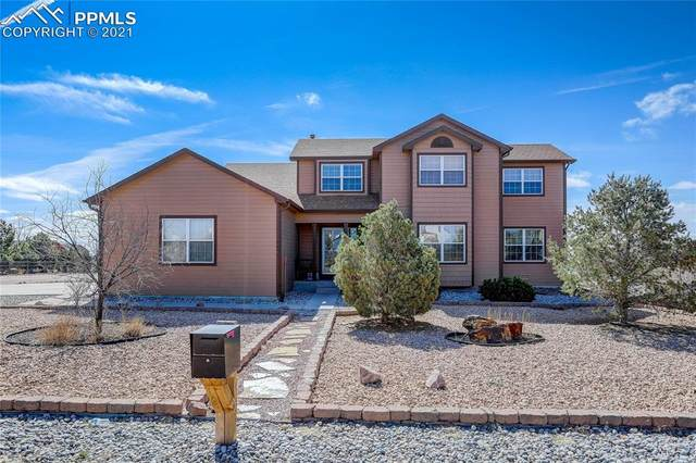 7895 Buschborn Road, Peyton, CO 80831 (#2007536) :: Fisk Team, RE/MAX Properties, Inc.