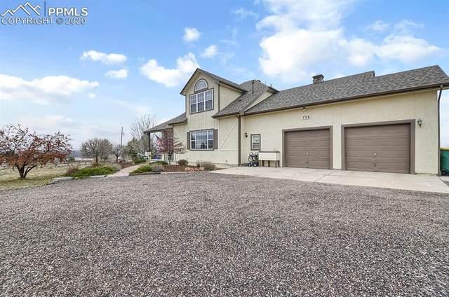 735 Struthers Loop, Colorado Springs, CO 80921 (#2008591) :: Colorado Home Finder Realty