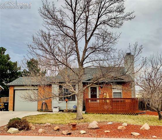 1055 Tabletop Terrace, Colorado Springs, CO 80904 (#2011395) :: The Treasure Davis Team