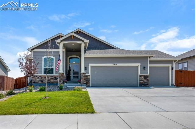 12631 Mt Lindsey Drive, Peyton, CO 80831 (#2012016) :: Action Team Realty