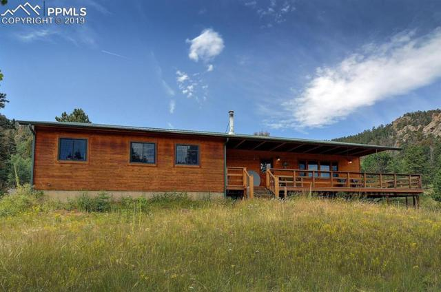 8 Camp Drive, Westcliffe, CO 81252 (#2015525) :: Fisk Team, RE/MAX Properties, Inc.
