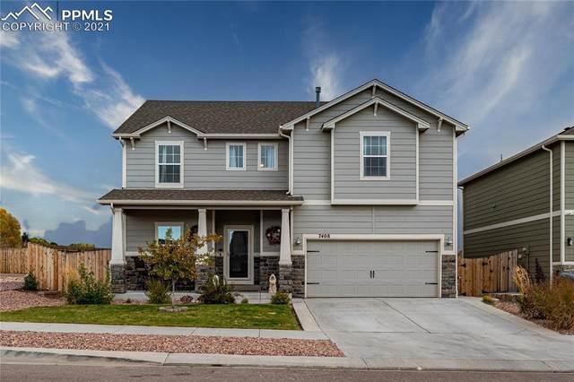 7408 Cat Tail Creek Drive, Colorado Springs, CO 80923 (#2018759) :: Simental Homes | The Cutting Edge, Realtors