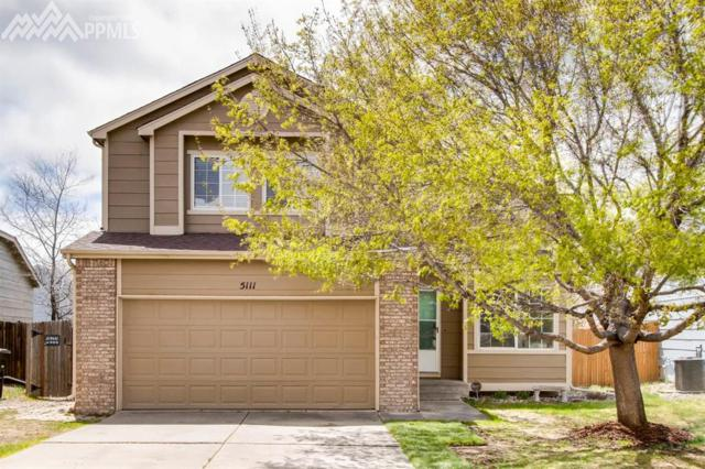 5111 Slickrock Drive, Colorado Springs, CO 80923 (#2019922) :: Jason Daniels & Associates at RE/MAX Millennium