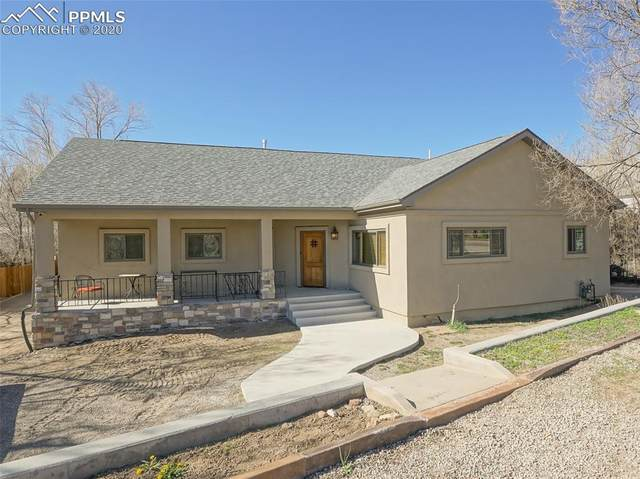 1007 Cheyenne Boulevard, Colorado Springs, CO 80905 (#2020507) :: The Kibler Group