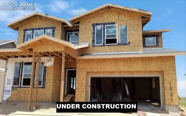 10101 Golf Crest Drive, Peyton, CO 80831 (#2020878) :: Action Team Realty