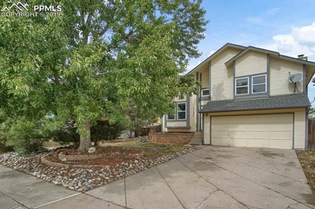 1150 Greenbrier Drive, Colorado Springs, CO 80916 (#2022367) :: The Peak Properties Group