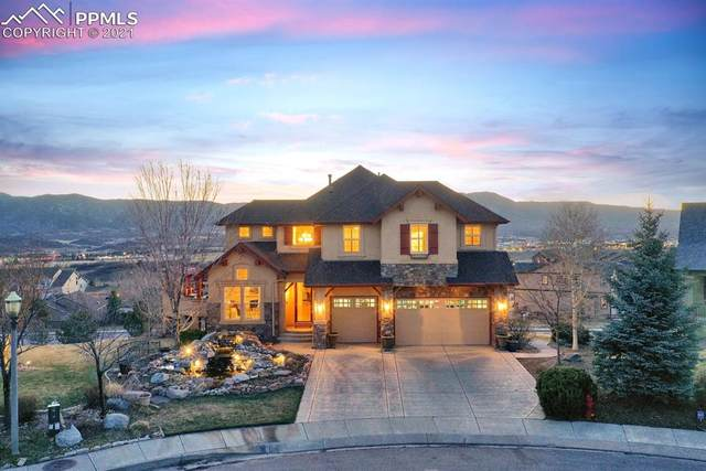 15858 Bridle Ridge Drive, Monument, CO 80132 (#2029740) :: The Gold Medal Team with RE/MAX Properties, Inc