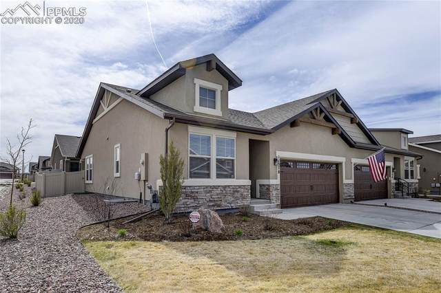 11378 Rill Point, Colorado Springs, CO 80921 (#2030088) :: The Daniels Team