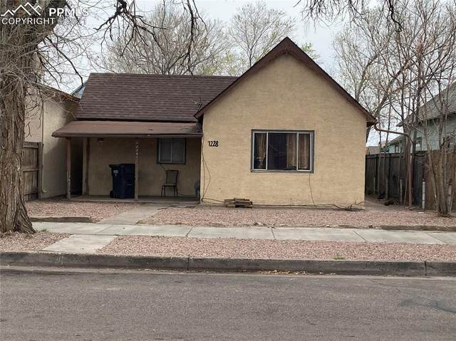 1228 Spruce Street, Pueblo, CO 81004 (#2031898) :: Tommy Daly Home Team