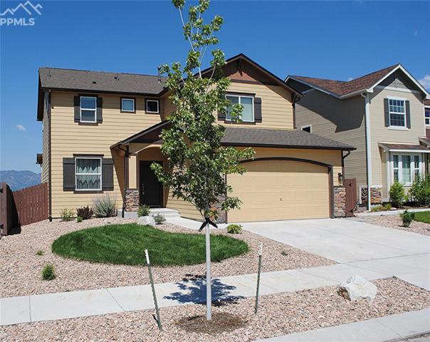 10732 Echo Canyon Drive, Colorado Springs, CO 80908 (#2034374) :: The Hunstiger Team