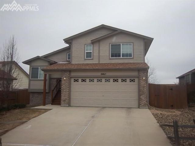8465 Sedgewick Drive, Fountain, CO 80817 (#2036392) :: The Dunfee Group - Keller Williams Partners Realty