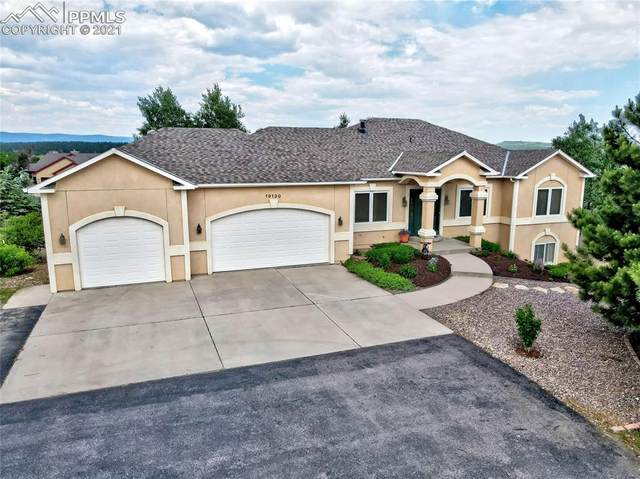 19130 Royal Troon Drive, Monument, CO 80132 (#2036636) :: Finch & Gable Real Estate Co.