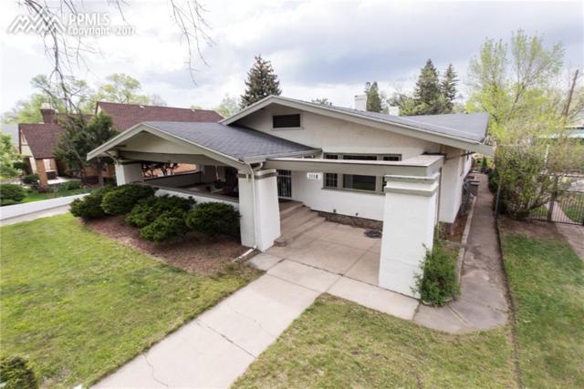 1118 E Platte Avenue, Colorado Springs, CO 80903 (#2037553) :: RE/MAX Advantage