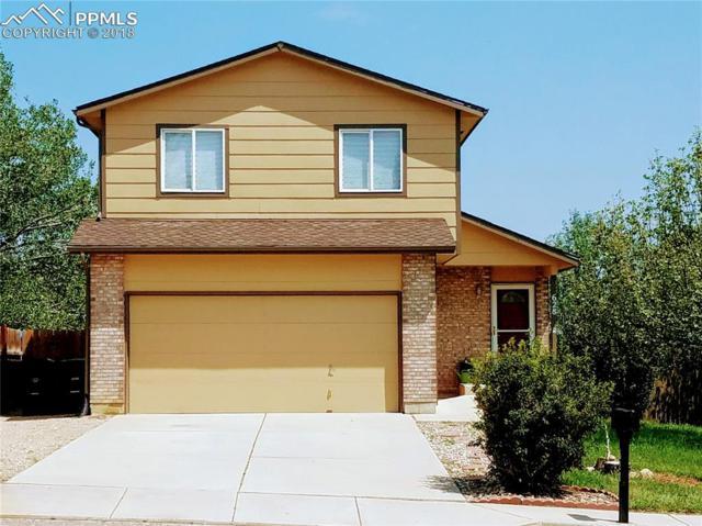 628 Rye Ridge Road, Fountain, CO 80817 (#2038660) :: Venterra Real Estate LLC