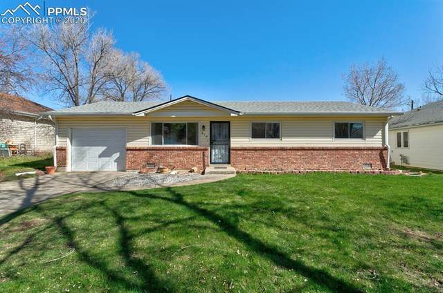 918 Old Dutch Mill Road, Colorado Springs, CO 80907 (#2039536) :: 8z Real Estate