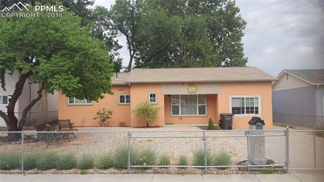 121 Norman Drive, Colorado Springs, CO 80911 (#2042091) :: The Hunstiger Team