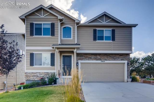 19453 Lindenmere Drive, Monument, CO 80132 (#2042746) :: Tommy Daly Home Team