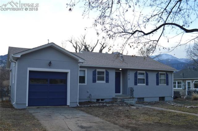 3019 W St Vrain Street, Colorado Springs, CO 80904 (#2045217) :: Action Team Realty