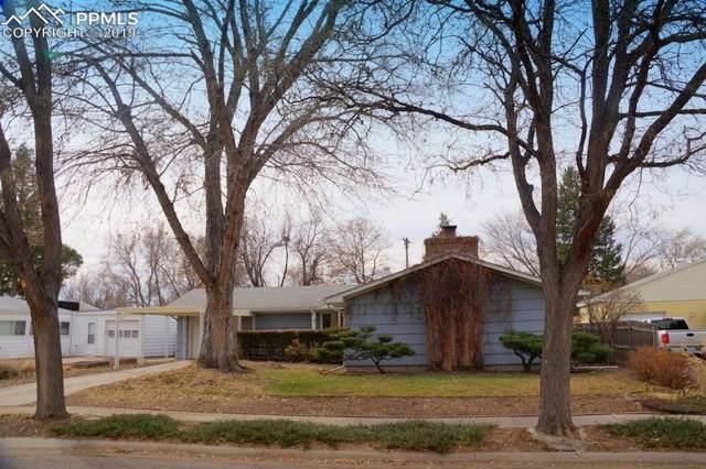 2706 N Institute Street, Colorado Springs, CO 80907 (#2046992) :: Venterra Real Estate LLC