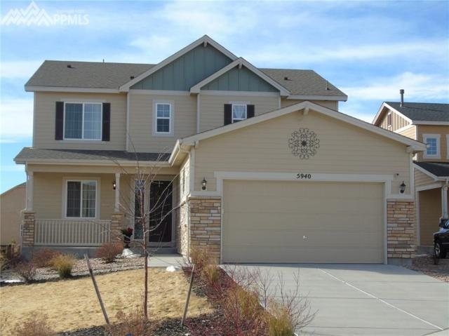 5940 Traditions Drive, Colorado Springs, CO 80924 (#2050026) :: Jason Daniels & Associates at RE/MAX Millennium
