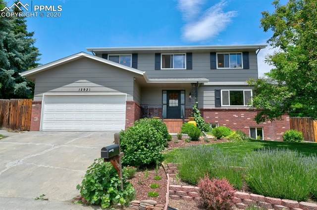 12931 W 1st Place, Lakewood, CO 80228 (#2050394) :: The Harling Team @ Homesmart Realty Group