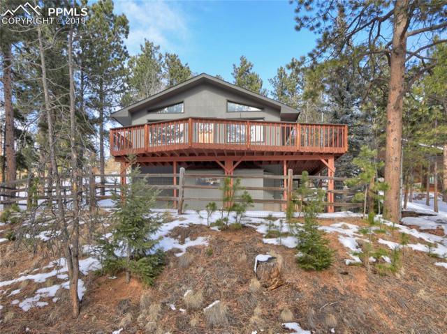 540 W Lovell Gulch Road, Woodland Park, CO 80863 (#2050669) :: Action Team Realty