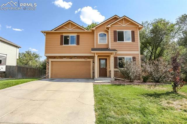 421 Autumn Place, Fountain, CO 80817 (#2053577) :: Action Team Realty