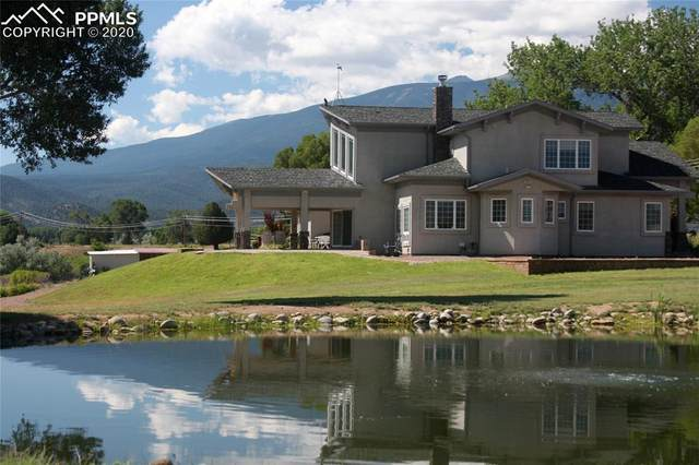 15375 Highway 50 Highway, Coaldale, CO 81222 (#2053840) :: The Kibler Group
