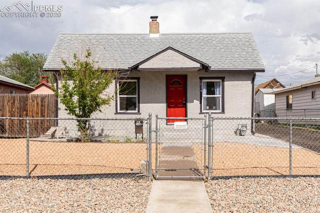 1934 Brown Avenue, Pueblo, CO 81004 (#2056862) :: Finch & Gable Real Estate Co.