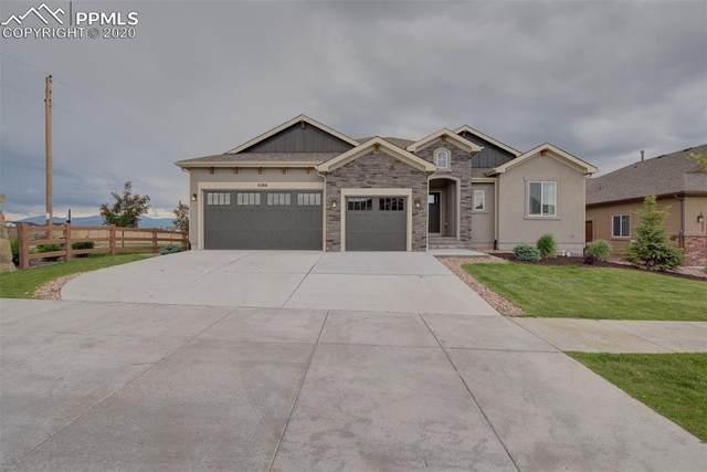 8206 Misty Moon Drive, Colorado Springs, CO 80924 (#2058608) :: Finch & Gable Real Estate Co.