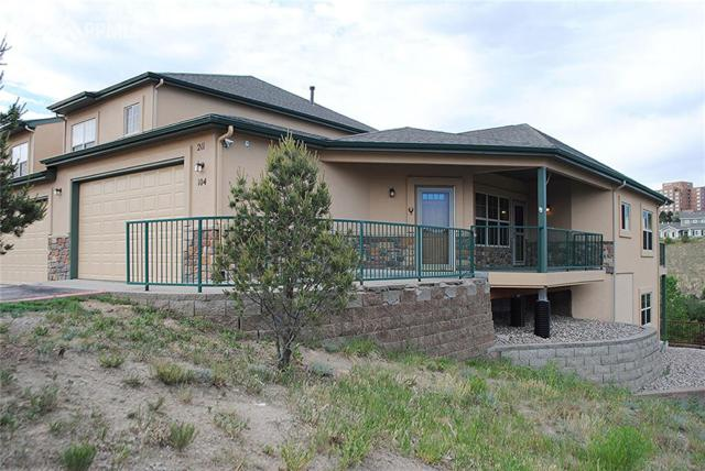 211 Eagle Summit Point #104, Colorado Springs, CO 80919 (#2059430) :: 8z Real Estate
