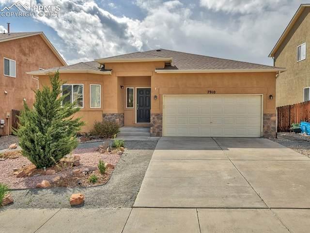 7910 Wythe Drive, Fountain, CO 80817 (#2060174) :: Venterra Real Estate LLC