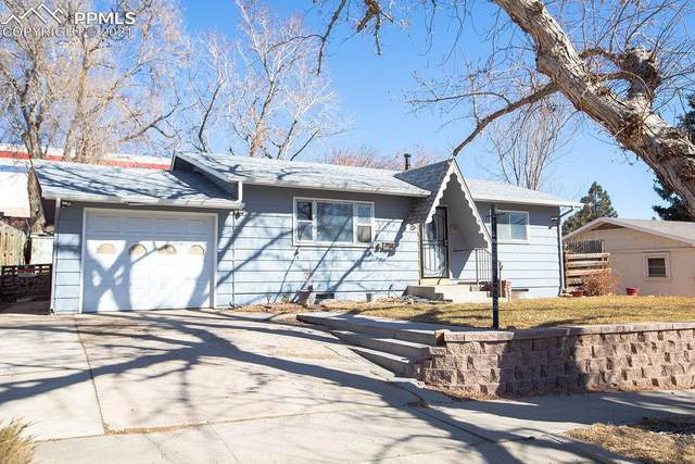 2729 Green Ridge Drive, Colorado Springs, CO 80907 (#2061196) :: Hudson Stonegate Team