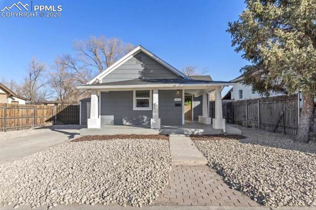 1536 Stone Avenue, Pueblo, CO 81004 (#2064505) :: Jason Daniels & Associates at RE/MAX Millennium